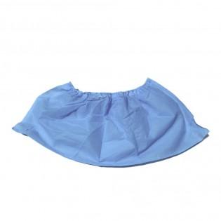 一次性藍色不織布鞋套(100隻裝)